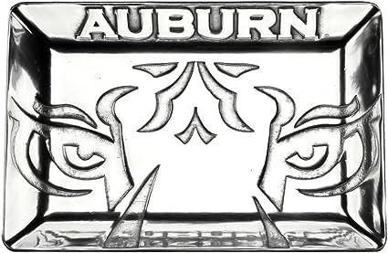 Auburn University Tiger Aluminum Nut Bowl 6 Diameter