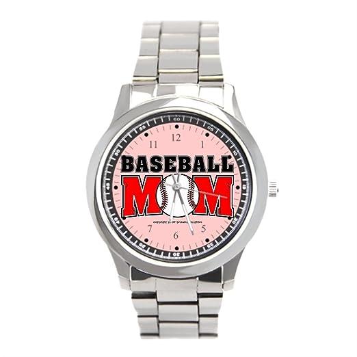 Reloj de pulsera para hombre Base mamá barato reloj de pulsera: Amazon.es: Relojes