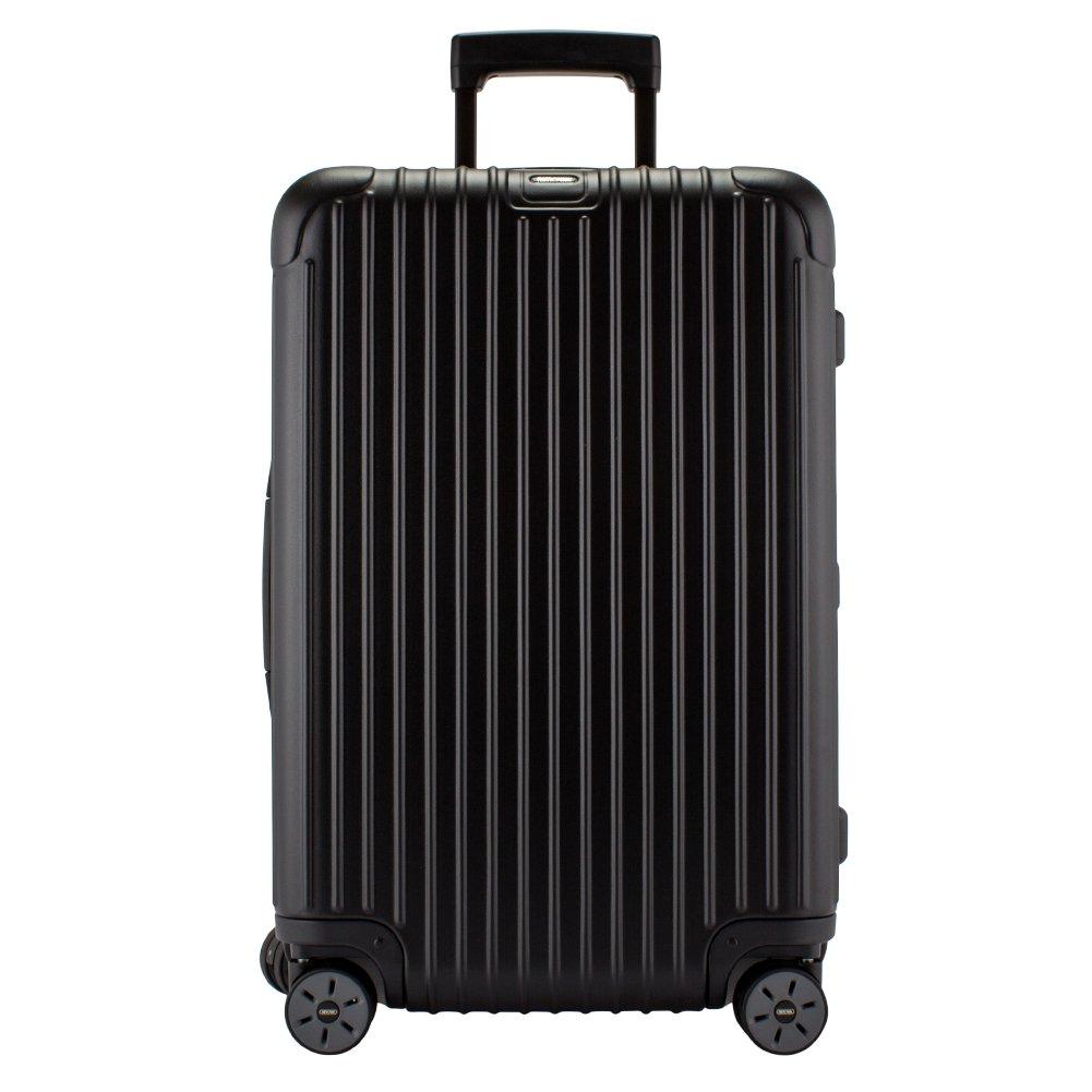 [ リモワ ] RIMOWA サルサ 834.63 83463 マルチホイール 4輪 スーツケース ブラック MULTIWHEEL 58L (810.63.32.4) 並行輸入品 [並行輸入品] B00BHU84NM