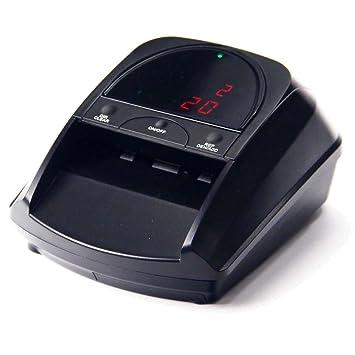 Cash tester - Detector de Billetes CT 332 SD - Euro/Libras - 4 Posiciones de Entrada de Billetes - Display multifuncion - actualizable: Amazon.es: ...