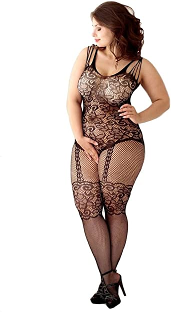 Plus Size Crotchless Knickers Are So Underrated