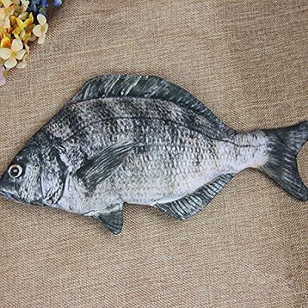 WRITIME Peces Estuche Estuches Estuche escolar escolar 3D utiles escolares cute kawaii estuches para cosméticos lapices,Big Fish: Amazon.es: Hogar
