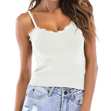 Yoga Tank Top Mujer Camiseta Deportiva para Mujer sin Mangas ...