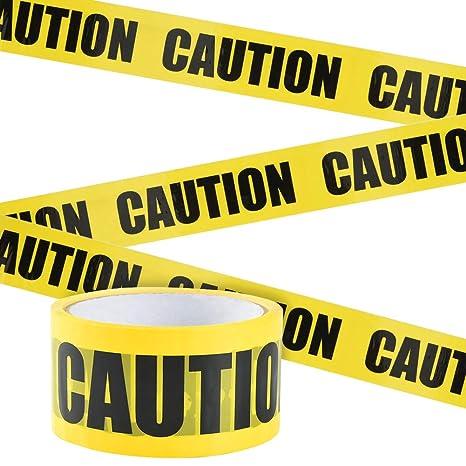 Bevorzugt Irich Wasserdicht Warnband Selbstklebend, OPP Warnung Absperrband UB62