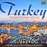 Turkey: Traditional Music by Anadolu University Folkdance Ensemble (2010-09-28)