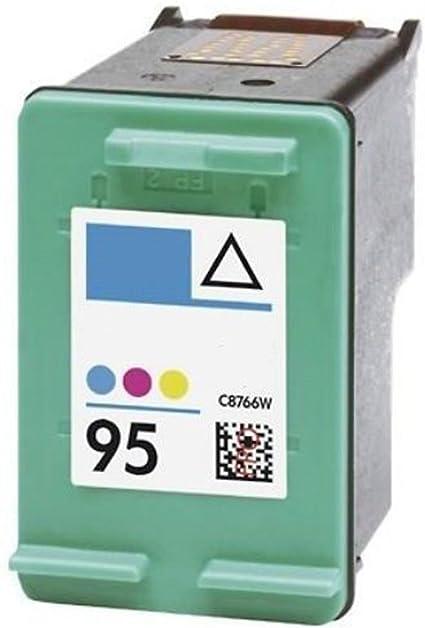 ocproducts refilled HP 95 Recambio de cartucho de tinta para HP ...