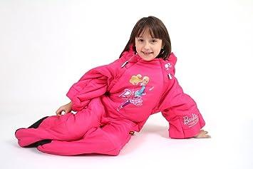 Saco de dormir Barbie para niña - 3-4 años: Amazon.es: Deportes y aire libre