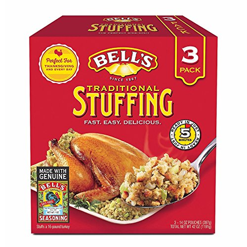 Bell's Traditional Stuffing Mix, 3 pk./14 - Shopping Bells
