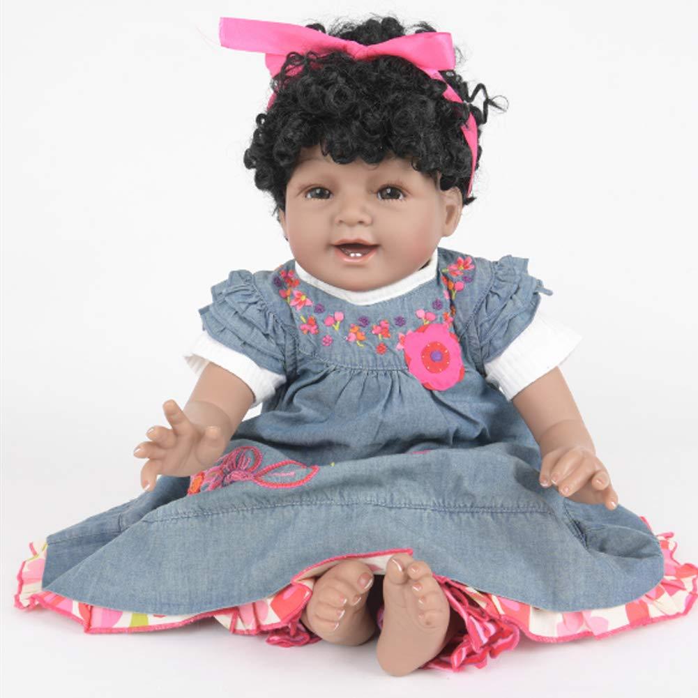 b75132b1 NACHEN Reborn muñeca muñeca muñeca 58cm bebé simulación Lindo Realista  Suave bebé niña Juguete muñecas de