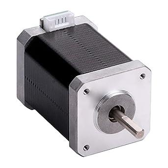 28,5 Nm CNC Schrittmotor 1,8° 7,8 A  Neu mit Garantie Nema 42