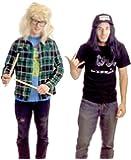 TV Store Wayne's World Garth And Wayne Costume Set