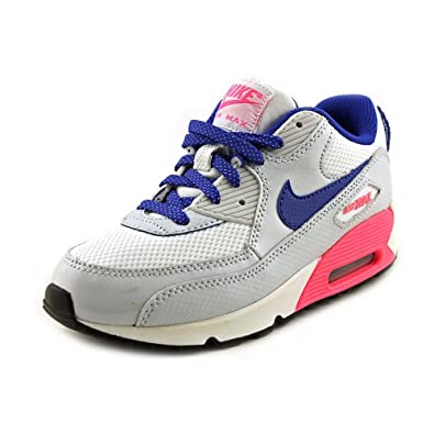 official photos ef180 44318 ... uk nike air max 90 2007 ps mdchen leder laufschuhe gre 81aa2 0f4e9