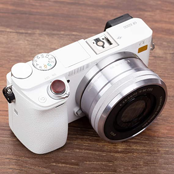 Vko Handgefertigter Weichen Auslöseknopf Klebstoff Kamera