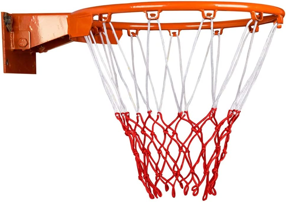 oder Au/ßen Net Hohe Qualit/ät Durable Basketball-Netz beinhaltet Nicht Eisenrahmen Little Beauty Echte Basketball-Netz Standardgr/ö/ße Innen