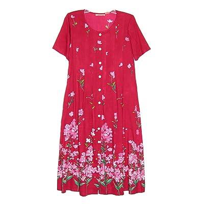 La Cera Pleated Dress Plus Size