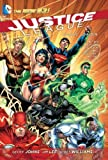 Johns, Geoff's Justice League Vol. 1: Origin (The New 52) Hardcover