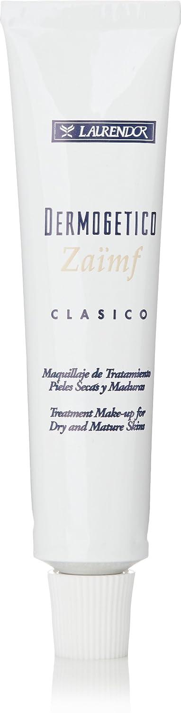 Dermogetico Fondotinta, Zaimf Maquillaje Trattamento Ps, 30 ml, 1-Blanco 8412183072019