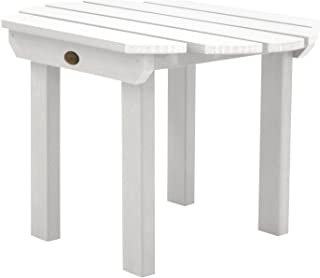 product image for highwood AD-TBL-CW1-WHE Classic Westport Side Table, White