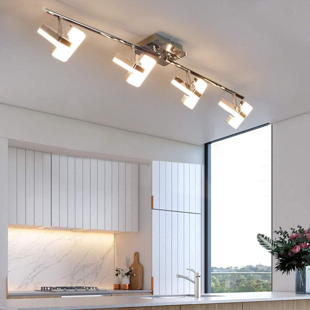 Lighting Wall Lamps & Sconces PADMA LED Ceiling Light Pivotable
