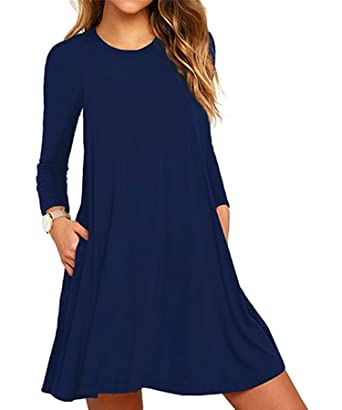 Cheap Manchester Very Long Sleeve Jersey Swing Dress Discount How Much Cheap Huge Surprise Get To Buy For Sale FoFv4b