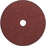 Norton 10693 7-Inch by 7/8-Inch 16 Grit Fiber Disc (25 pack)
