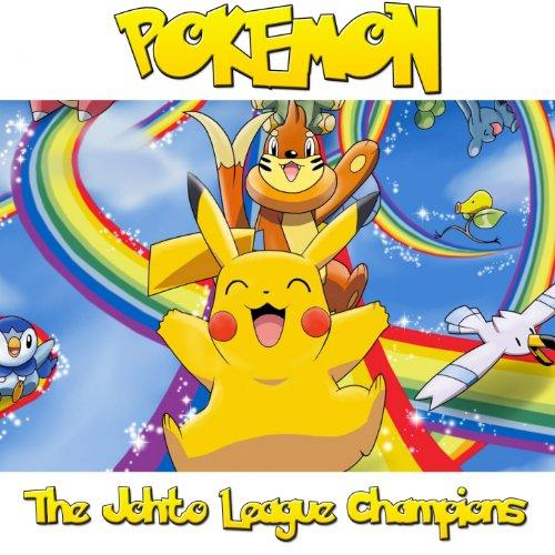 Amazon.com: Pokémon: The Jotho League Champions: Cartoon ...