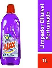 Limpador Diluível Ajax Festa das Flores Lavanda 1000ml