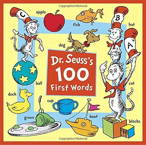 Dr. Seuss's 100 First Words -