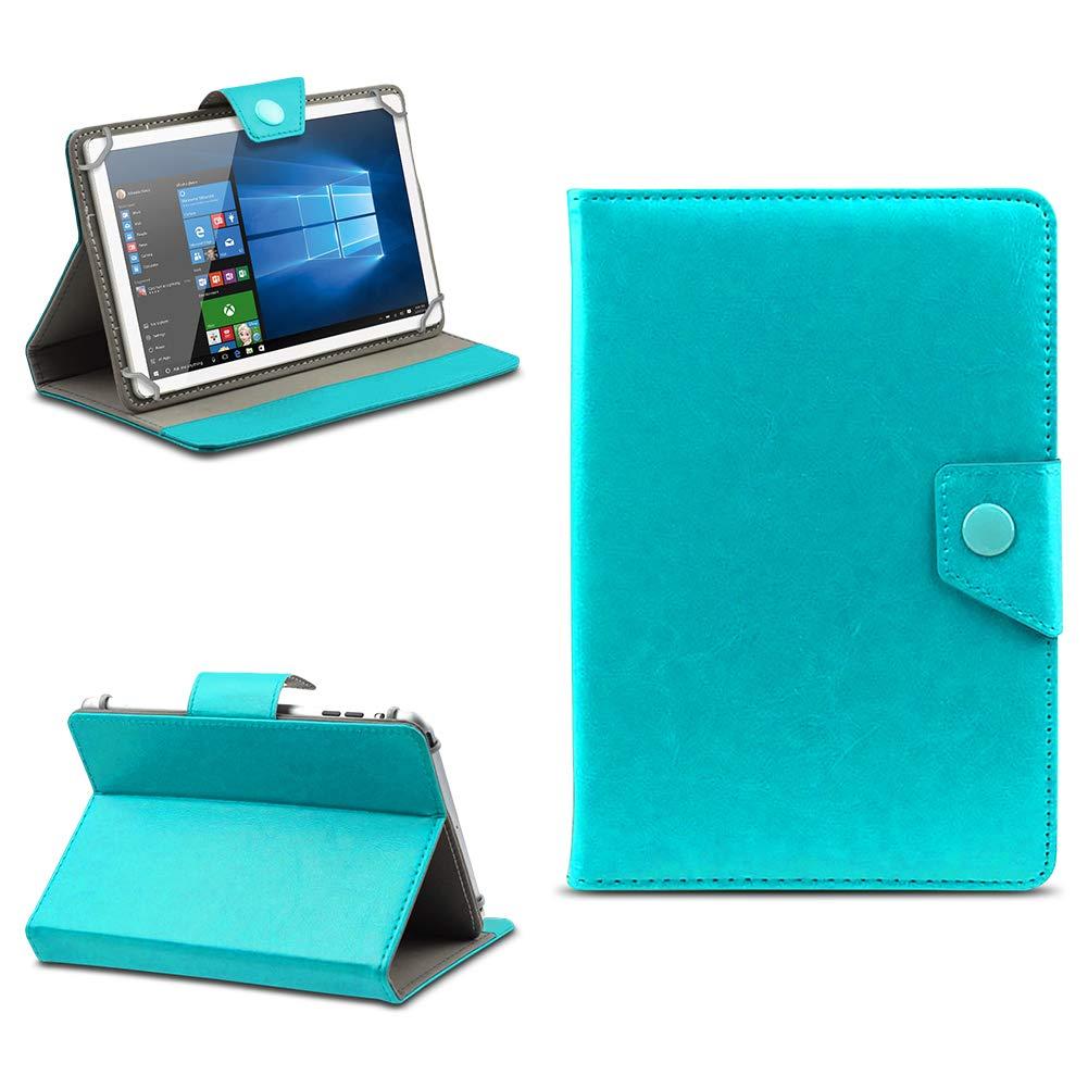 na-commerce Tablet Schutzhü lle Jay-tech Tablet PC TXE10DS TXE10DW XE10D Universal Tablettasche Tasche Hü lle Standfunktion in Verschiedenen Farben Cover Case, Farben:Braun