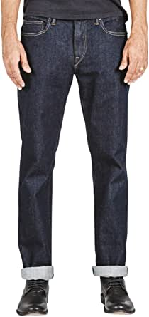 The Hammer Straight - ONE WASH 10OZ 4-Way Stretch Selvedge