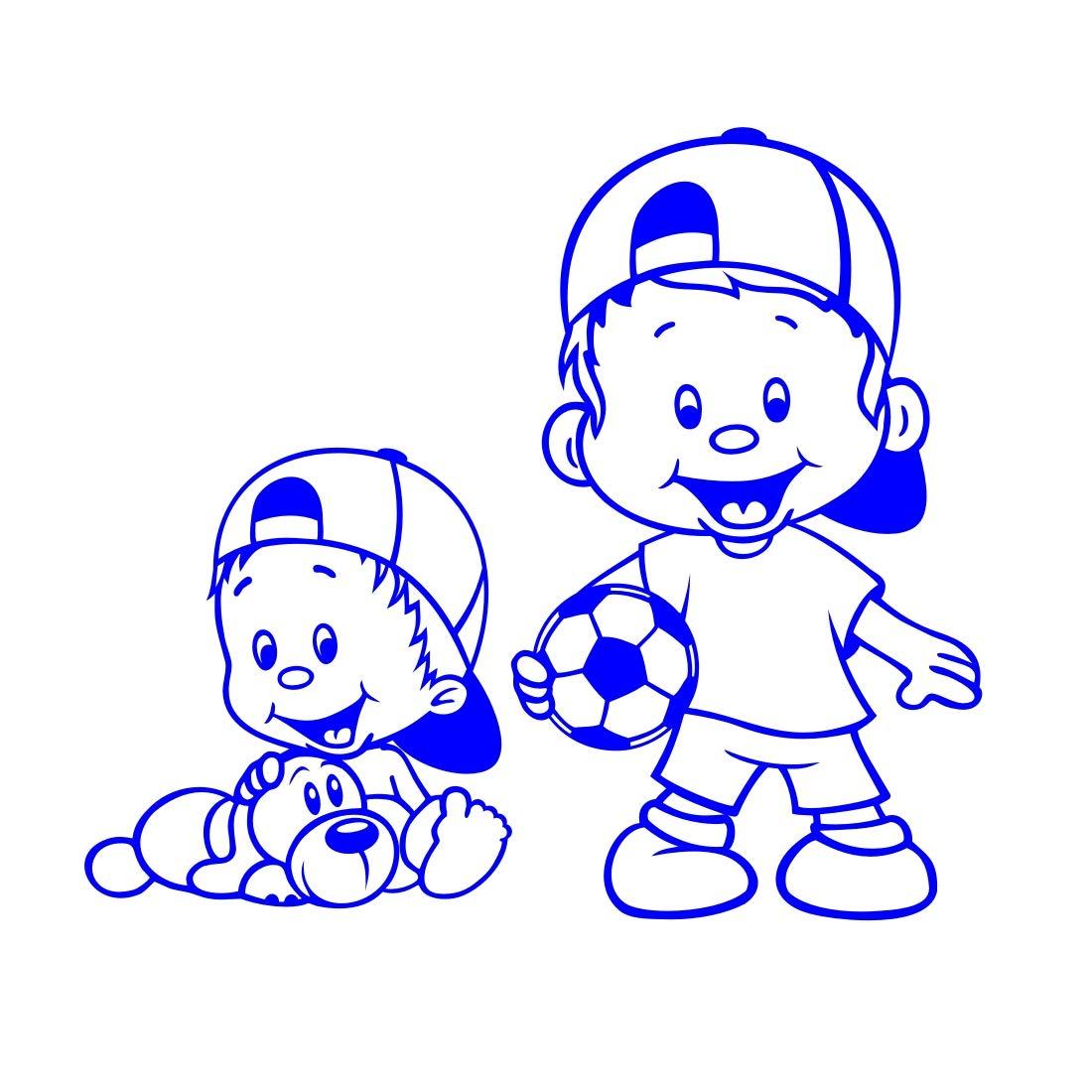 Babyaufkleber Kinderaufkleber Mit Eigenem Spruch Wunschtext Gm 81 Baby