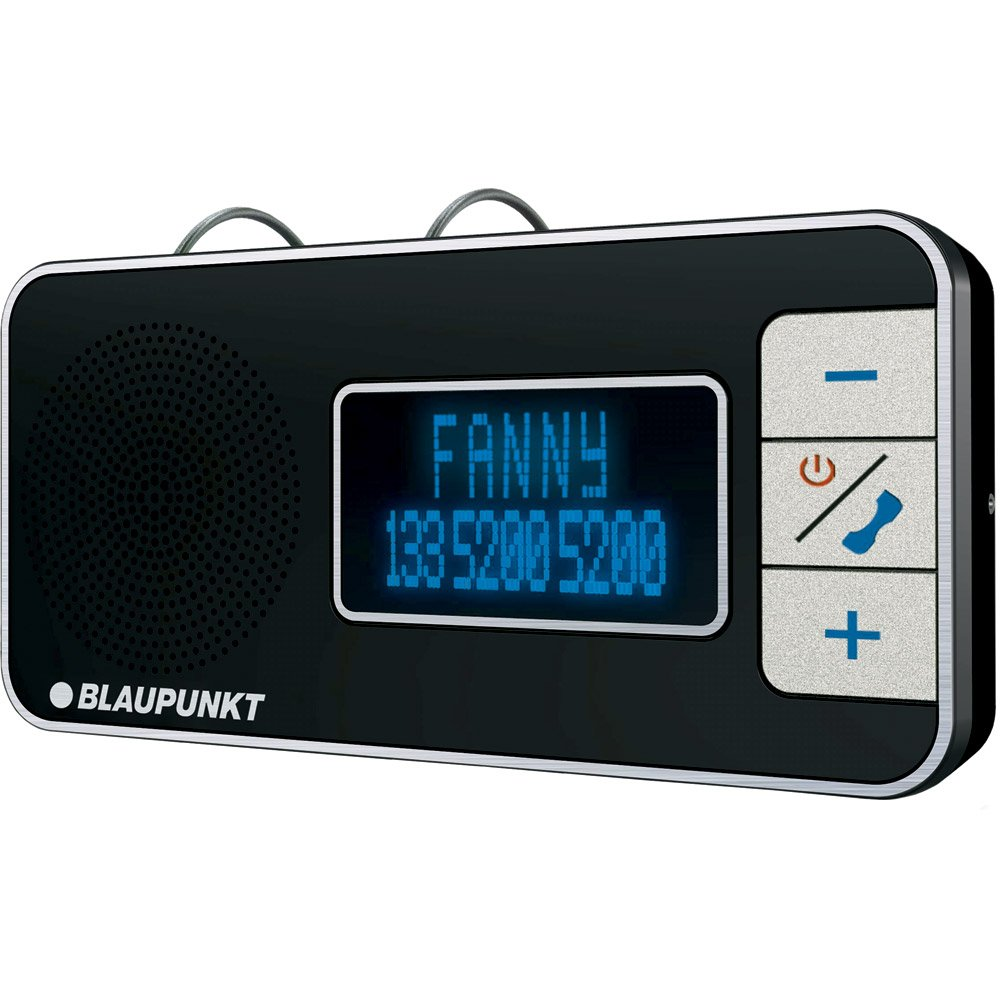 Amazon.com: Blaupunkt BT Drive Free 311 - Bluetooth/Speakerphone with  Display: Car Electronics