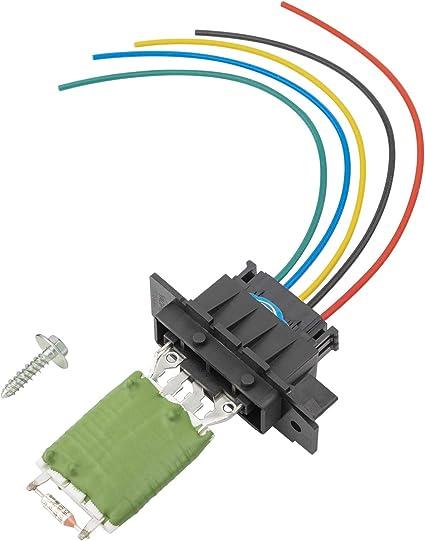 YAOPEI 77364061 Resistencia del ventilador del motor del ...
