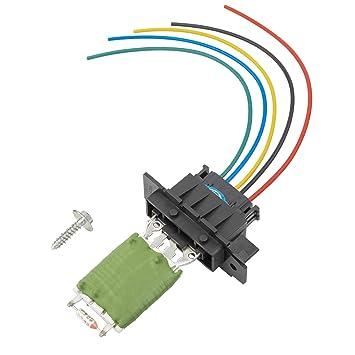 NEW OE Quality Heater Motor Blower Fan Resistor Fiat Grande Punto Evo 13248240