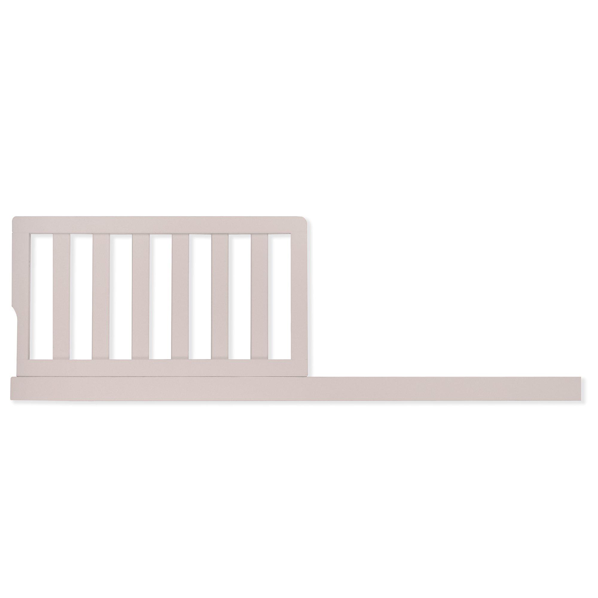 Evolur Toddler Rail, Blush Pink Pearl