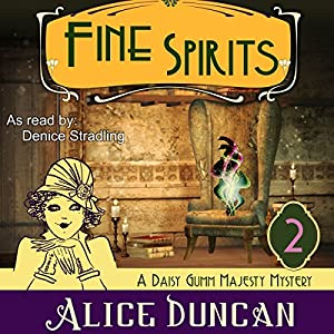 Fine Spirits Audiobook