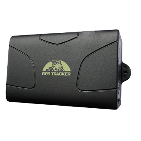GARY&GHOST-GPS Tracker TK104 localizador GSM/GPRS SOS Antirrobo Alarma Sistema Géolocalisation Dispositivo de
