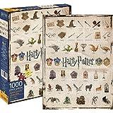 Aquarius Harry Potter Icons 1000 Piece Jigsaw Puzzle
