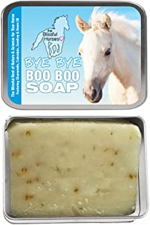 product image for The Blissful Horses Bye Bye Boo Boo Bar Soap All Natural Support for Your Horse's Discomforts