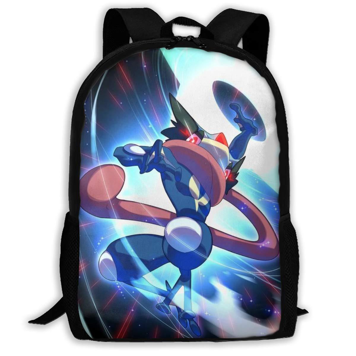 Amazon.com: Rnlika Gre-Ninja Kids School Backpack Durable ...
