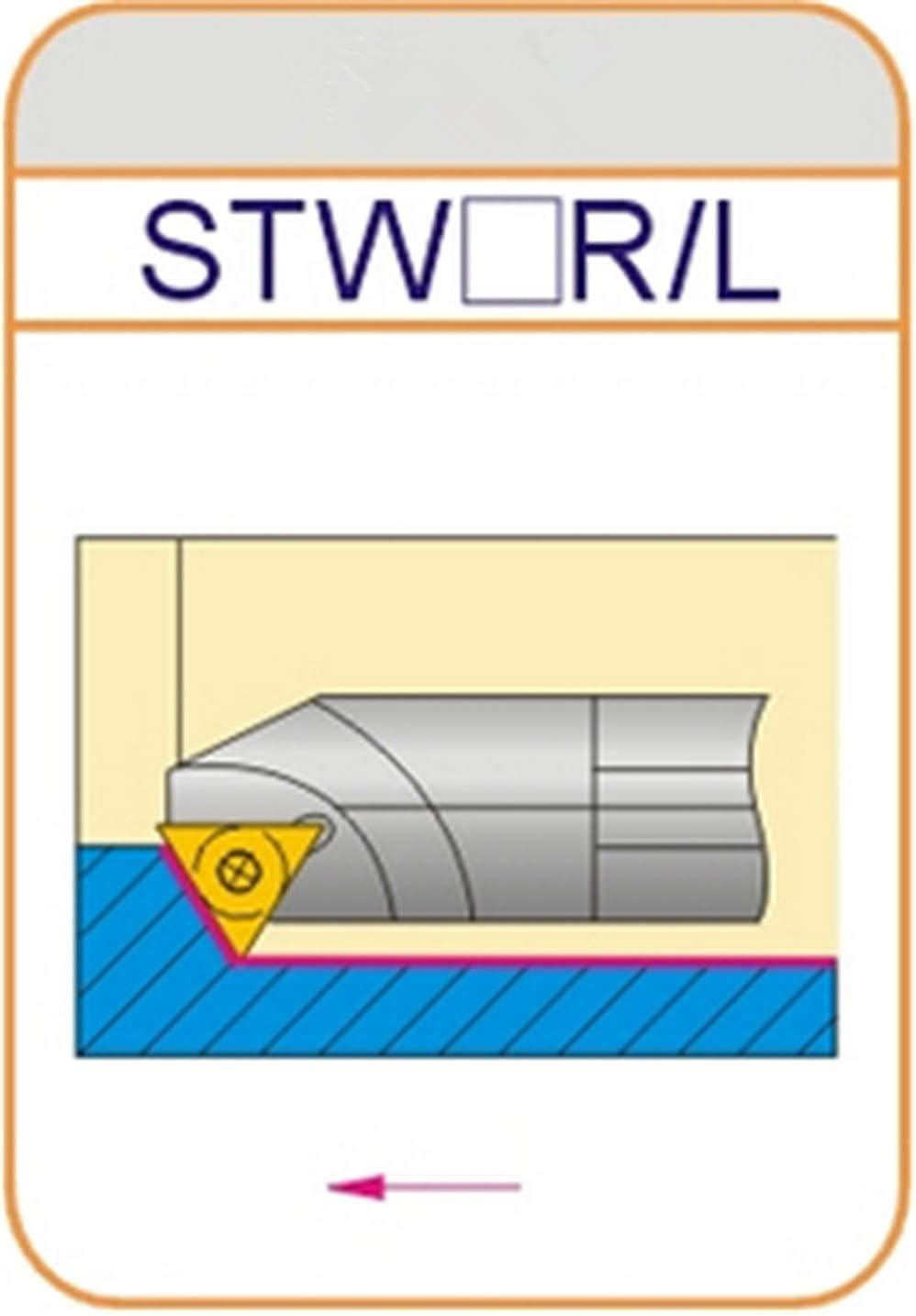 Inserts 1pc 91° S18Q-STFCR11 Index Internal Lathe Turning Holder For TC....