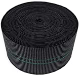 The Sofa Source 3'', Elastic 10% Stretch Latex Webbing 3'' inches wide x 40' feet, for Furniture Repair DIY