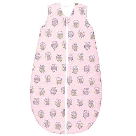 odenwälder Verano Saco de dormir Baby Nice algodón Verano – Saco de dormir 110 cm,