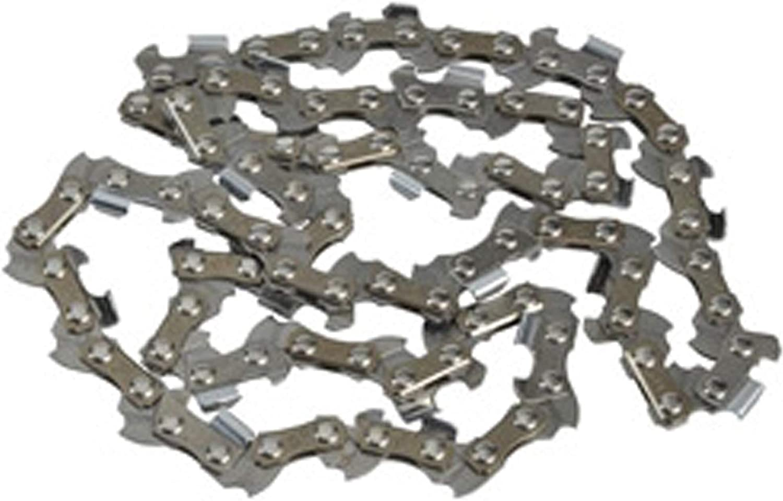 Cadena para motosierra 40 eslabones, 25 cm, compatible con sierra Einhell GE-LC18Li Spares2go