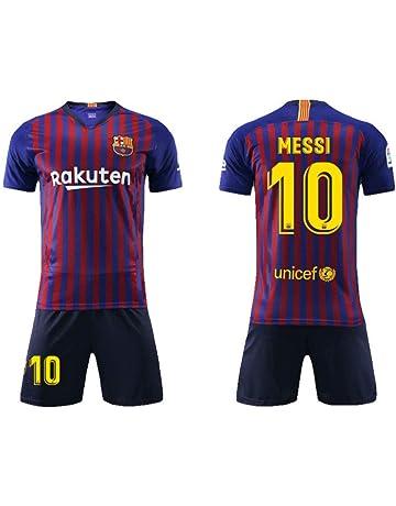 7c8602eeb SEYE1° T-Shirt da Calcio, Tuta Sportiva, Maglia Barcelona,