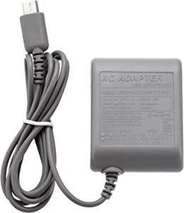 DS Lite Charger, AC Adapter for Nintendo DS Lite, AC Adapter Charger Home Travel Charger Wall Plug Power Adapter (100-240 v) for Nintendo DS Lite
