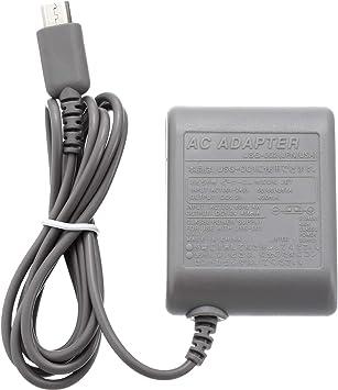 Amazon.com: DS Lite - Cargador adaptador de CA para Nintendo ...
