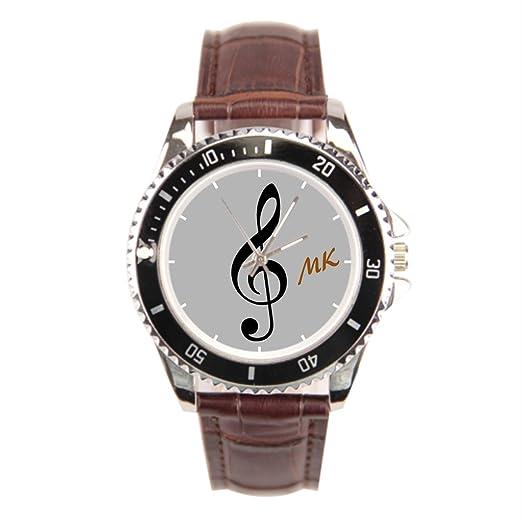 Sueño etapa música símbolo música online comprar Reloj de pulsera Relojes de pulsera: Amazon.es: Relojes