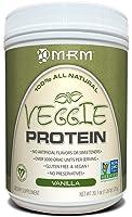 MRM Veggie Protein Nutritional Supplement, Vanilla, 570 Grams