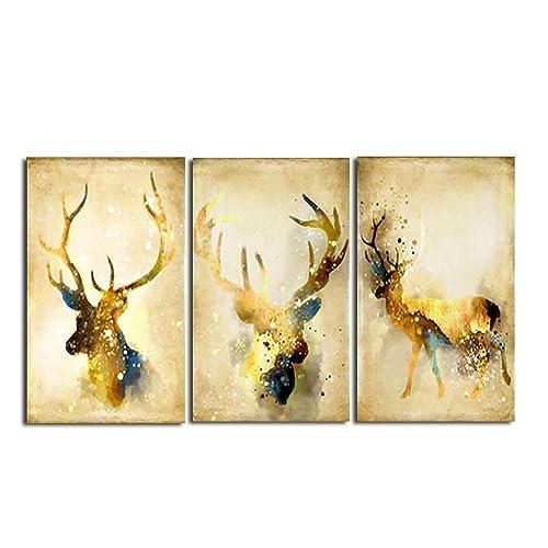 Gemalte bilder auf leinwand mit rahmen - Wohnzimmer bilder mit rahmen ...